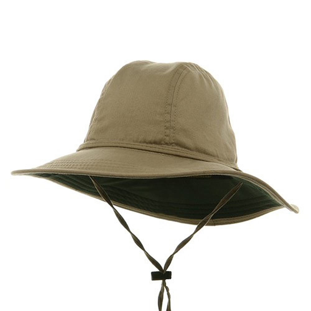 SPF 50+ Sun Protection Trail Hats-Camel - Hats and Caps Online Shop - Hip Head Gear