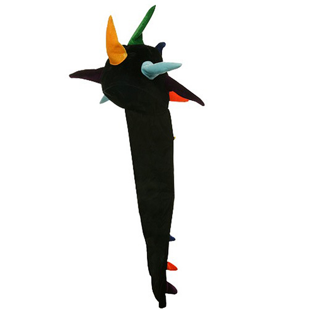 Velvet Dragon Hat-Multi Color - Hats and Caps Online Shop - Hip Head Gear