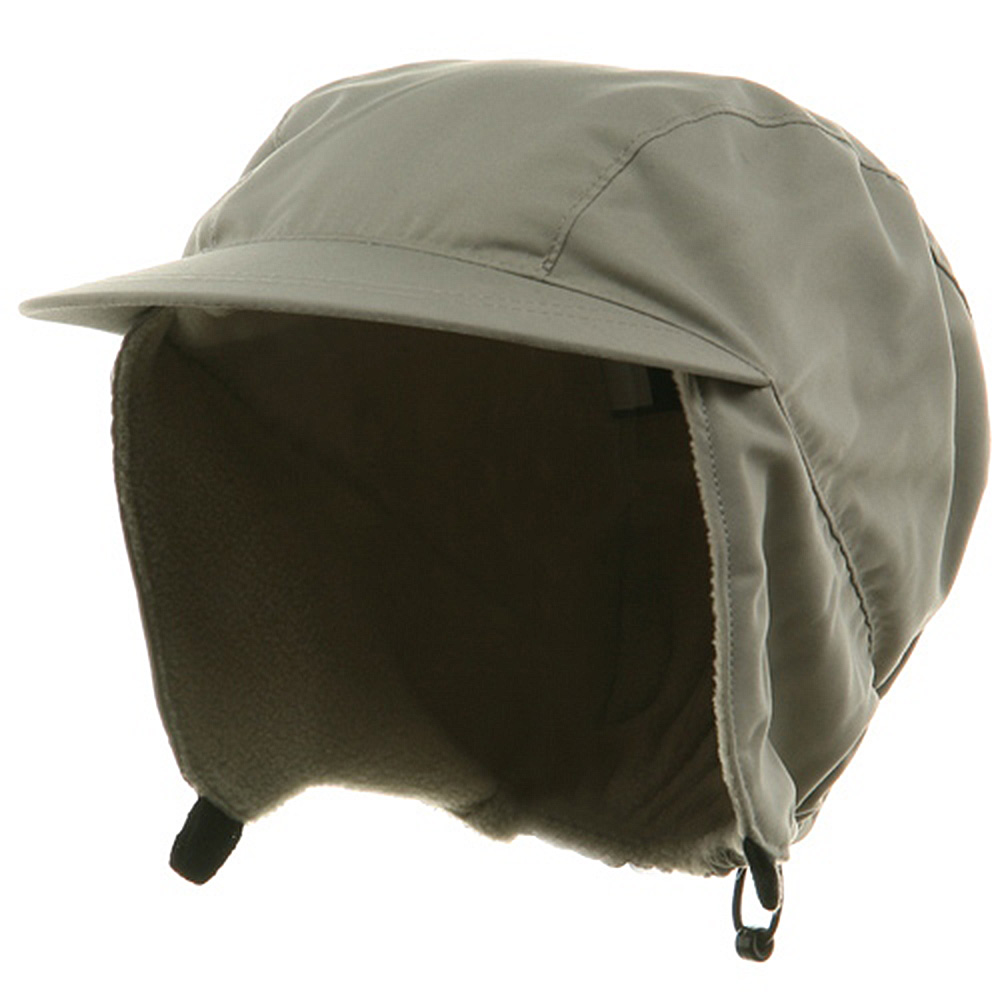 Outdoor Hunting Cap-Grey - Hats and Caps Online Shop - Hip Head Gear
