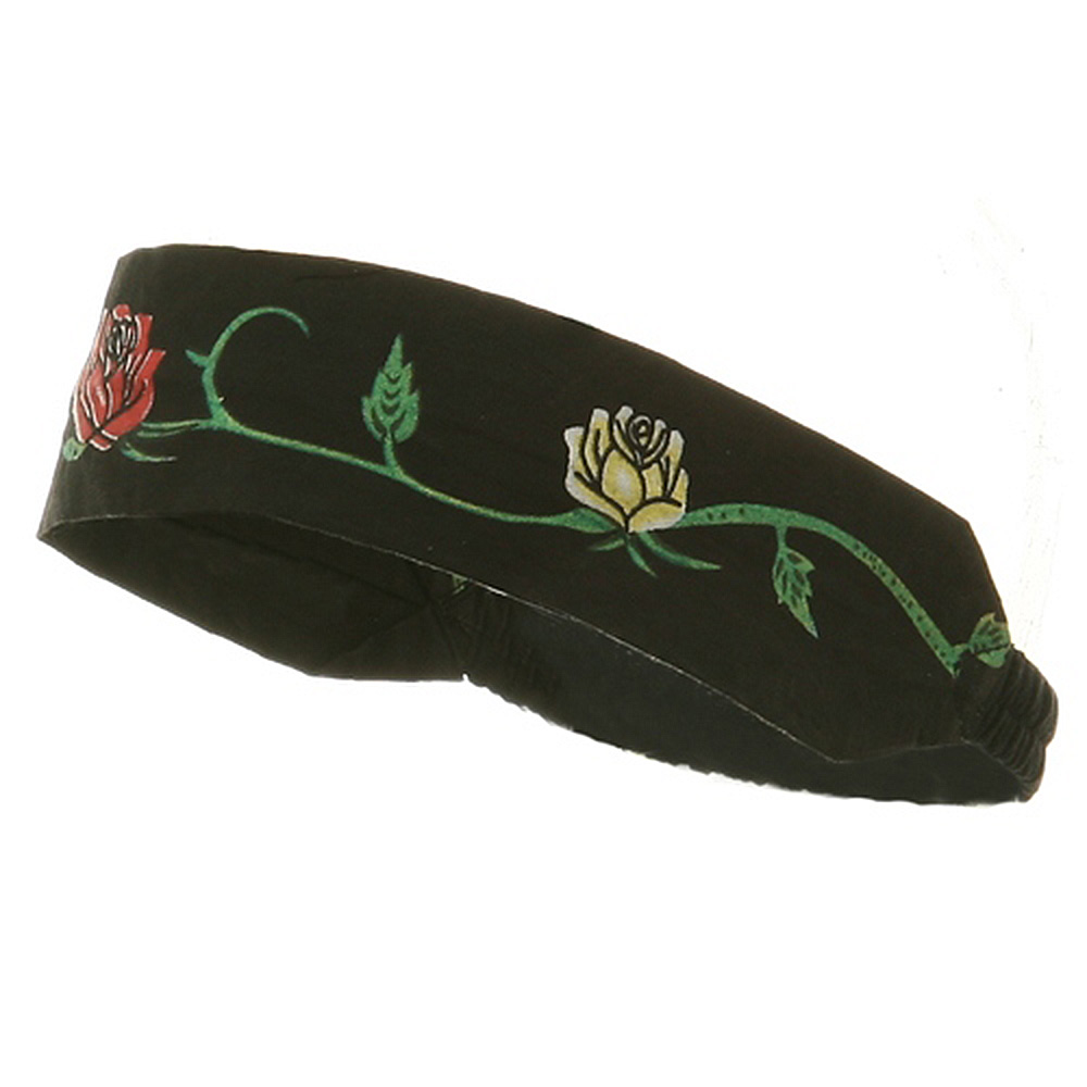 Head Bands (color)-Rose - Hats and Caps Online Shop - Hip Head Gear