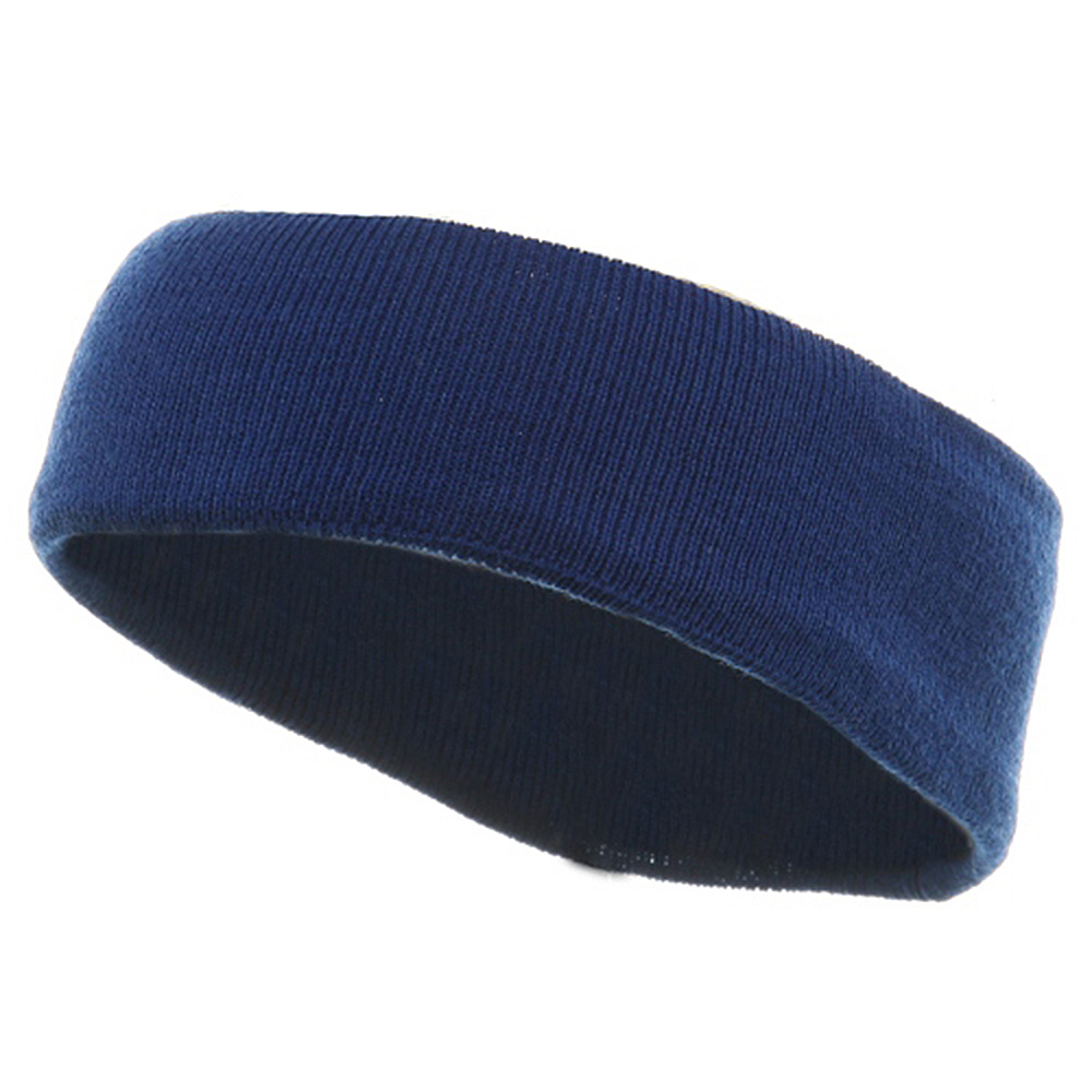Head Bands (wide)-Royal Blue - Hats and Caps Online Shop - Hip Head Gear