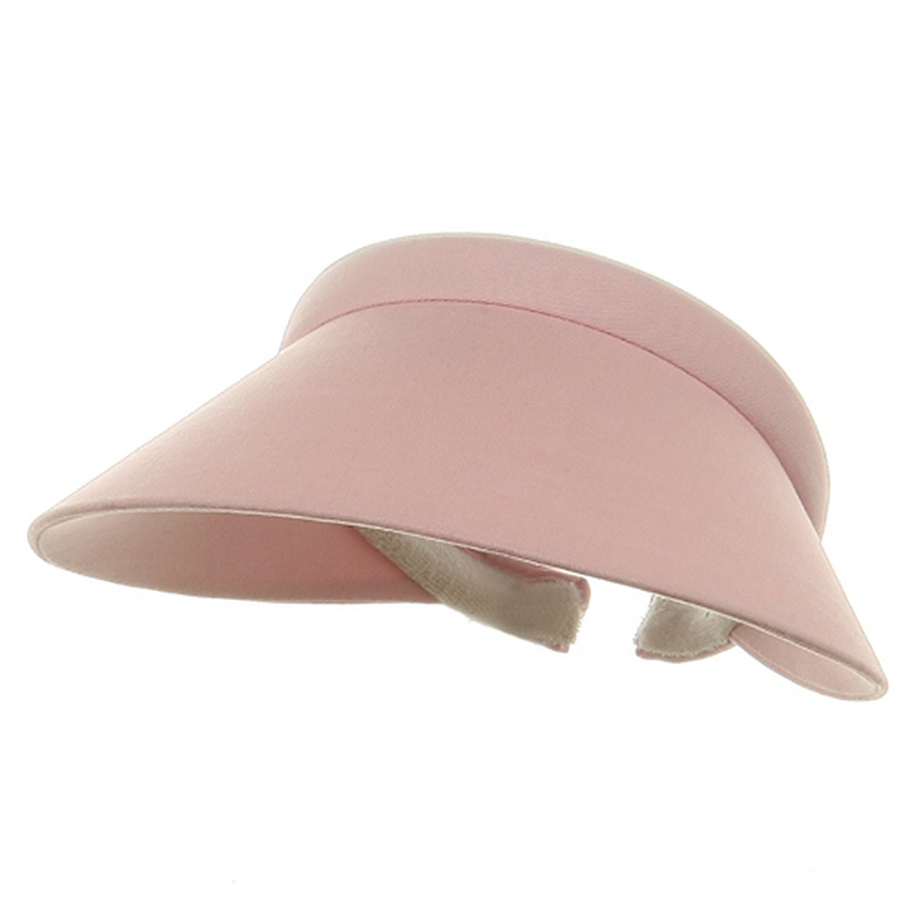 Ladies Clip On Visor-Pink - Hats and Caps Online Shop - Hip Head Gear
