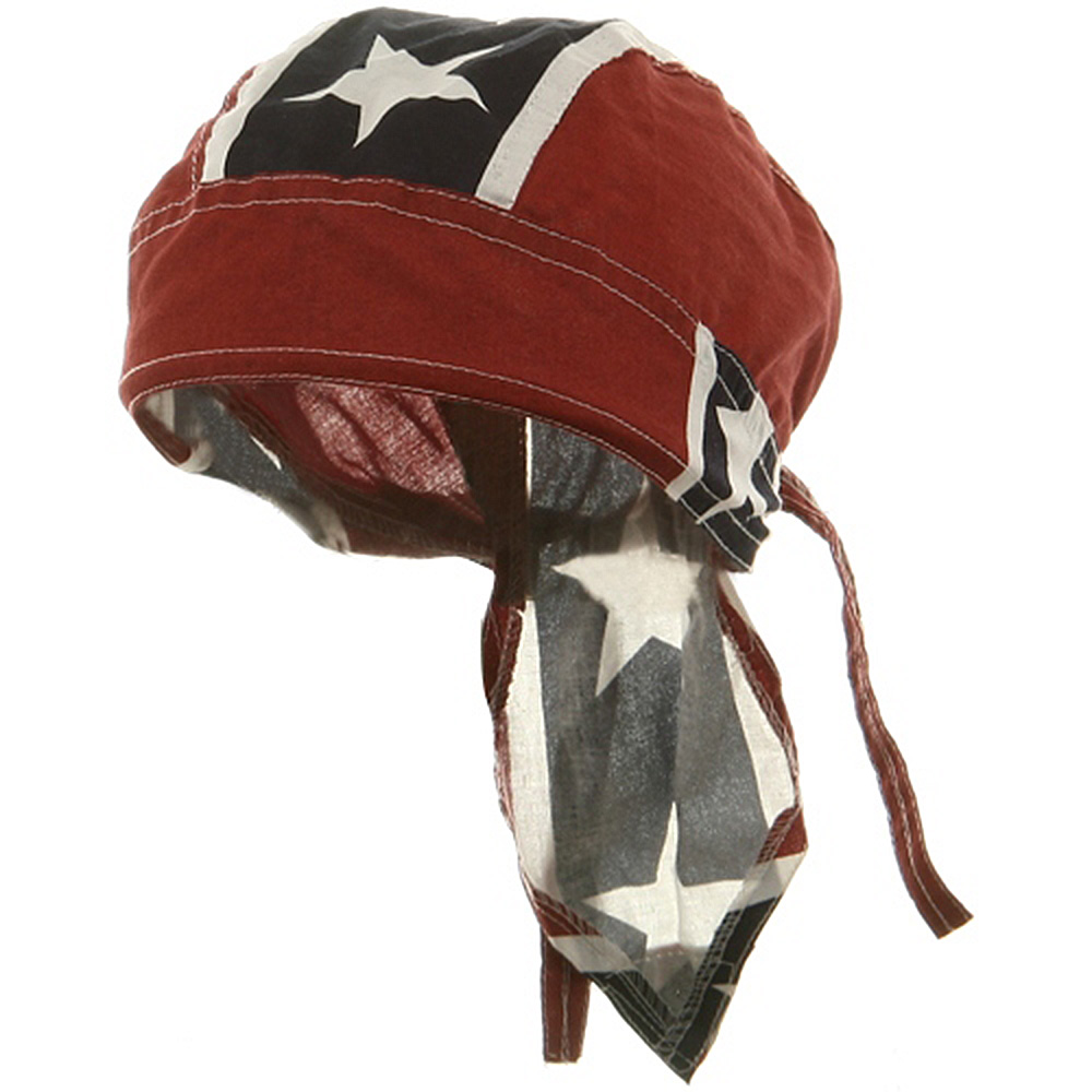 Flag Series Headwraps-Rebel - Hats and Caps Online Shop - Hip Head Gear