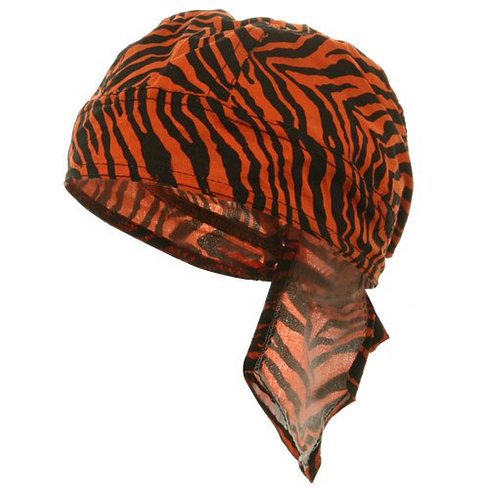 Wild Series Head Wraps  / tiger - Hats and Caps Online Shop - Hip Head Gear