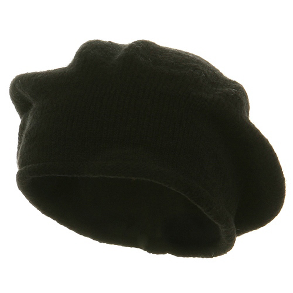 New Rasta Beanie Hat - Black - Hats and Caps Online Shop - Hip Head Gear