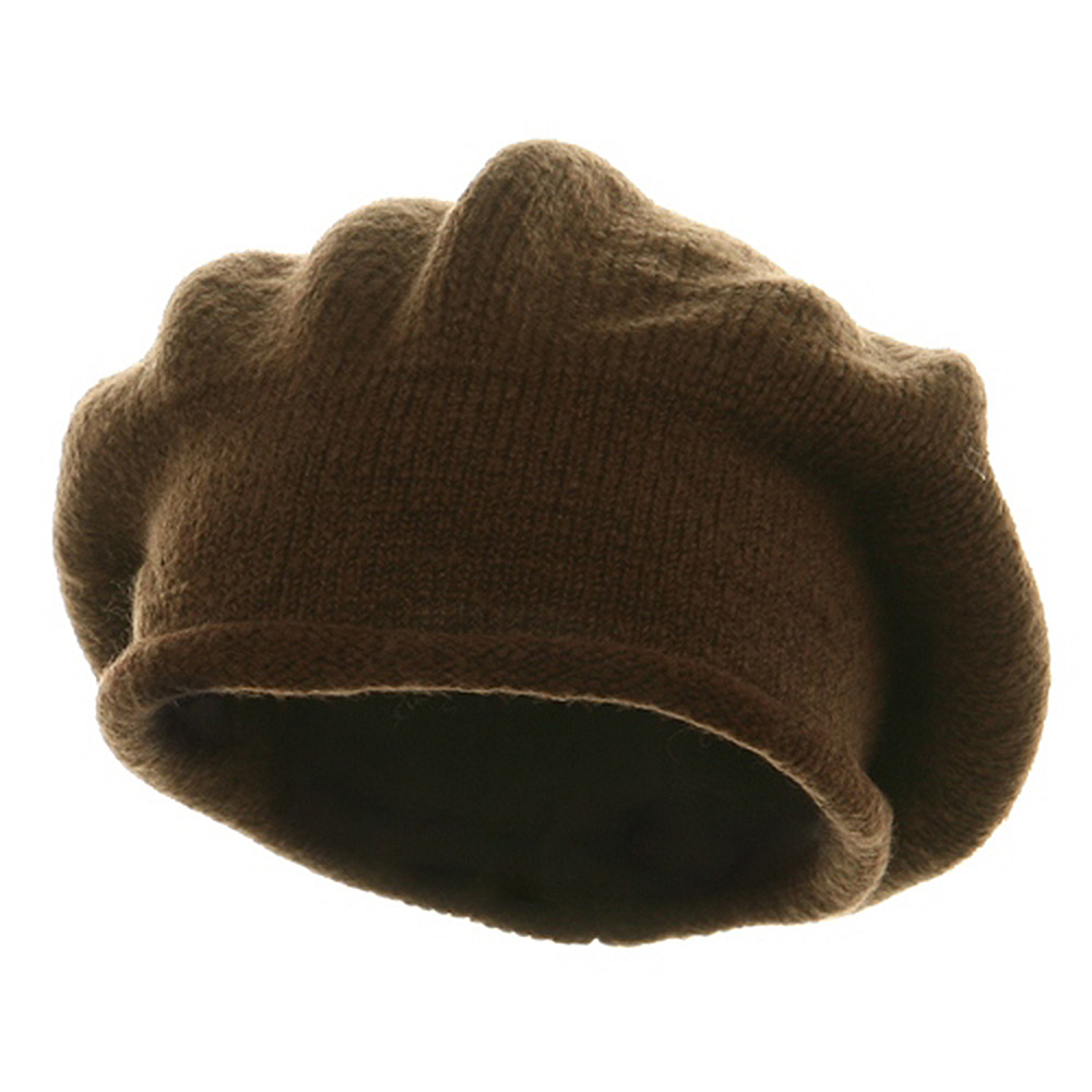 New Rasta Beanie Hat - Brown - Hats and Caps Online Shop - Hip Head Gear