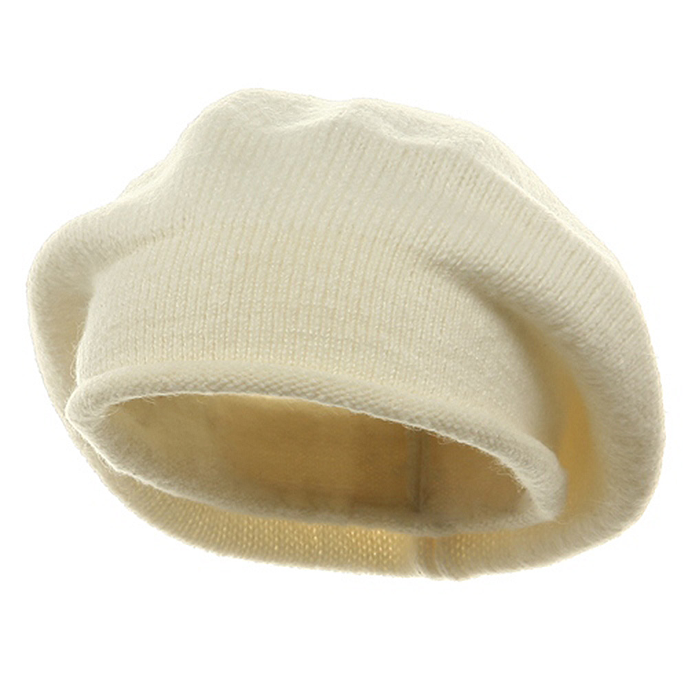 New Rasta Beanie Hat - Beige - Hats and Caps Online Shop - Hip Head Gear