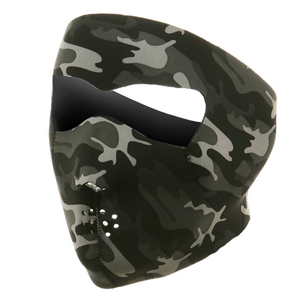 Neoprene Full Face Mask - New Urban - Hats and Caps Online Shop - Hip Head Gear