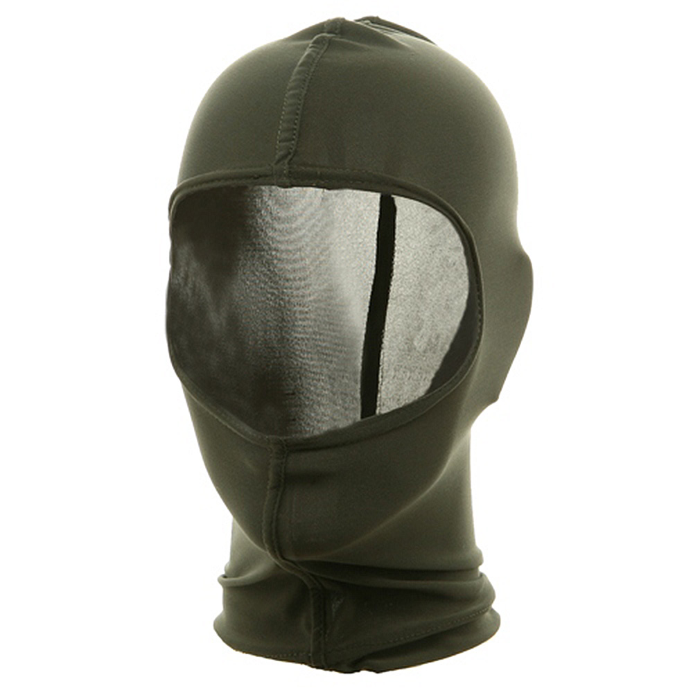 Nylon Balaclava-Olive Drab - Hats and Caps Online Shop - Hip Head Gear