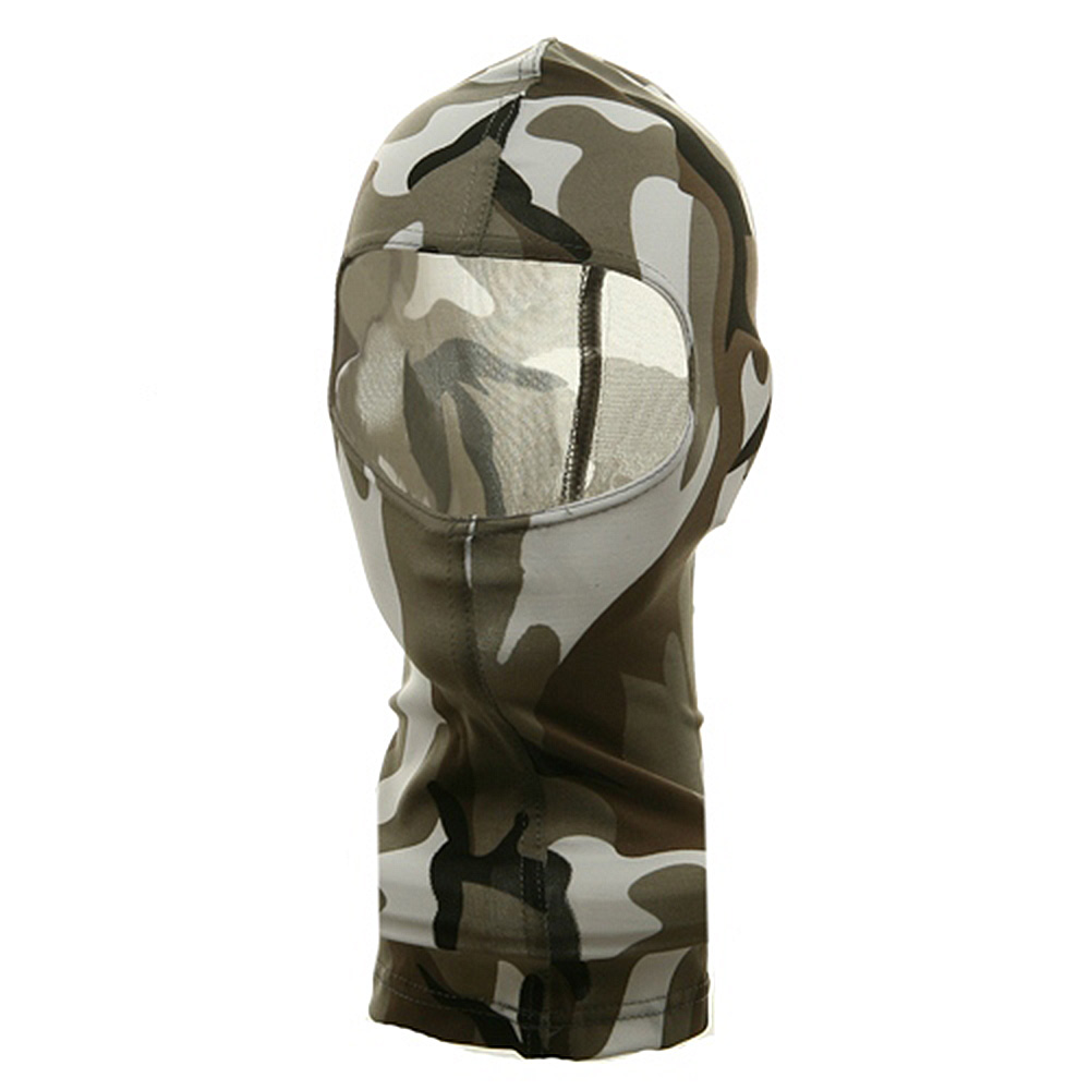 Nylon Balaclava-Camouflage Urban - Hats and Caps Online Shop - Hip Head Gear