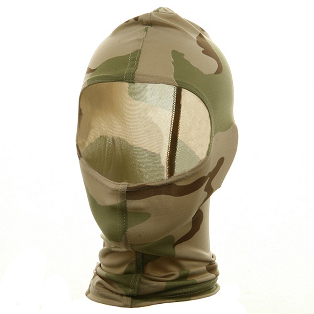 Nylon Balaclava-Camouflage Desert - Hats and Caps Online Shop - Hip Head Gear