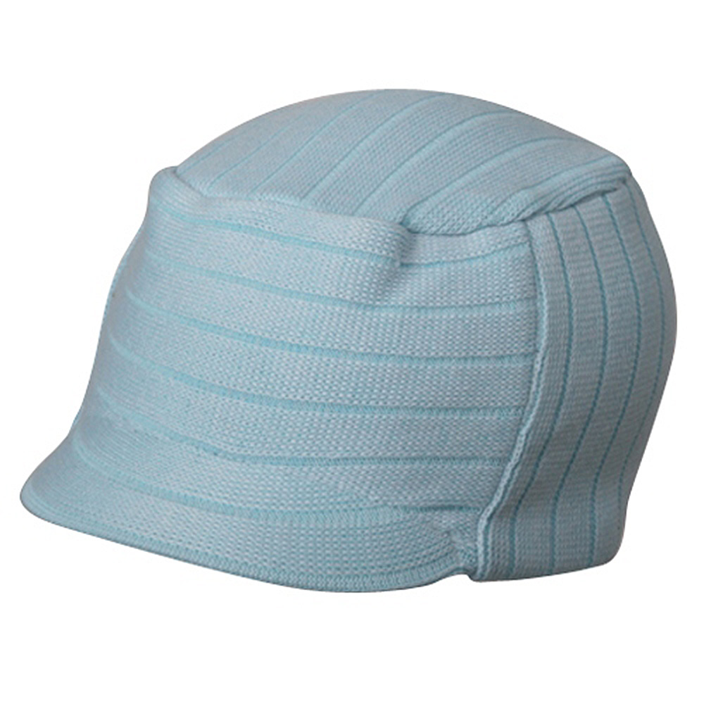 Disel Beanie Visor-Sky - Hats and Caps Online Shop - Hip Head Gear