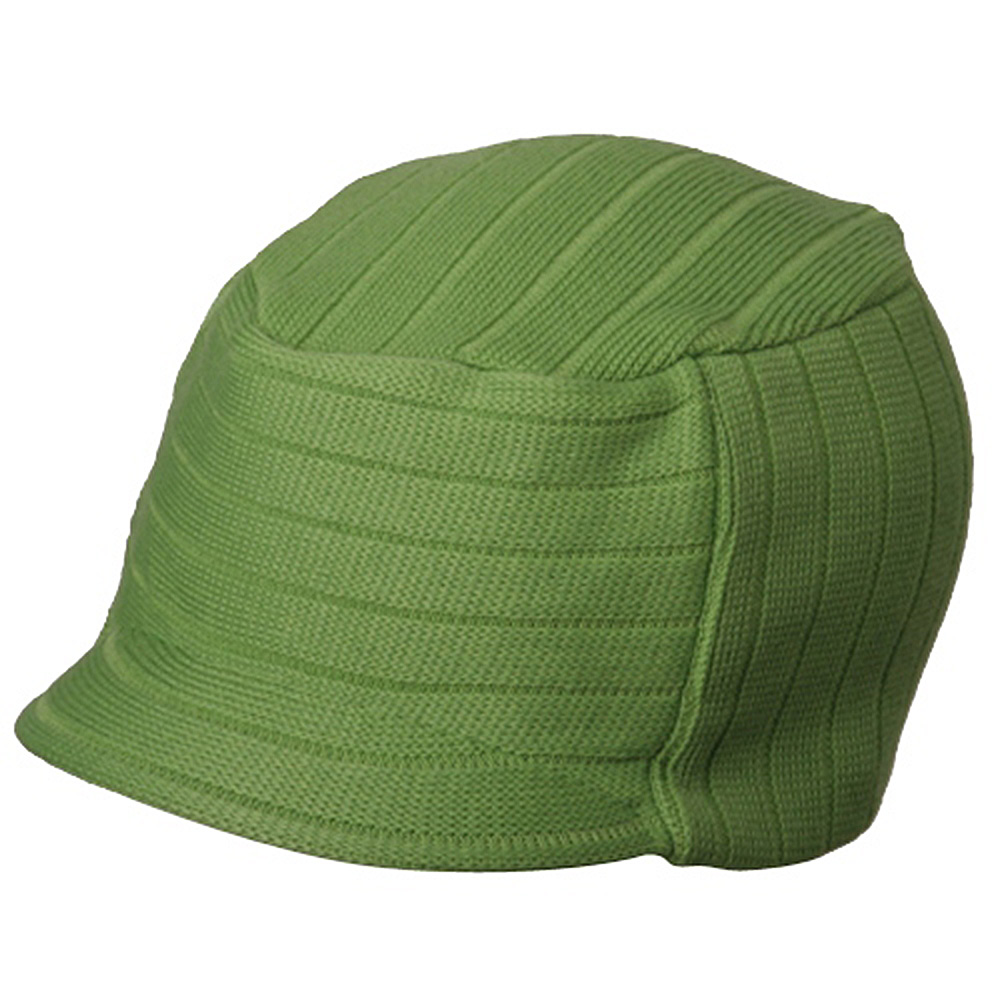 Disel Beanie Visor-Bright Green - Hats and Caps Online Shop - Hip Head Gear