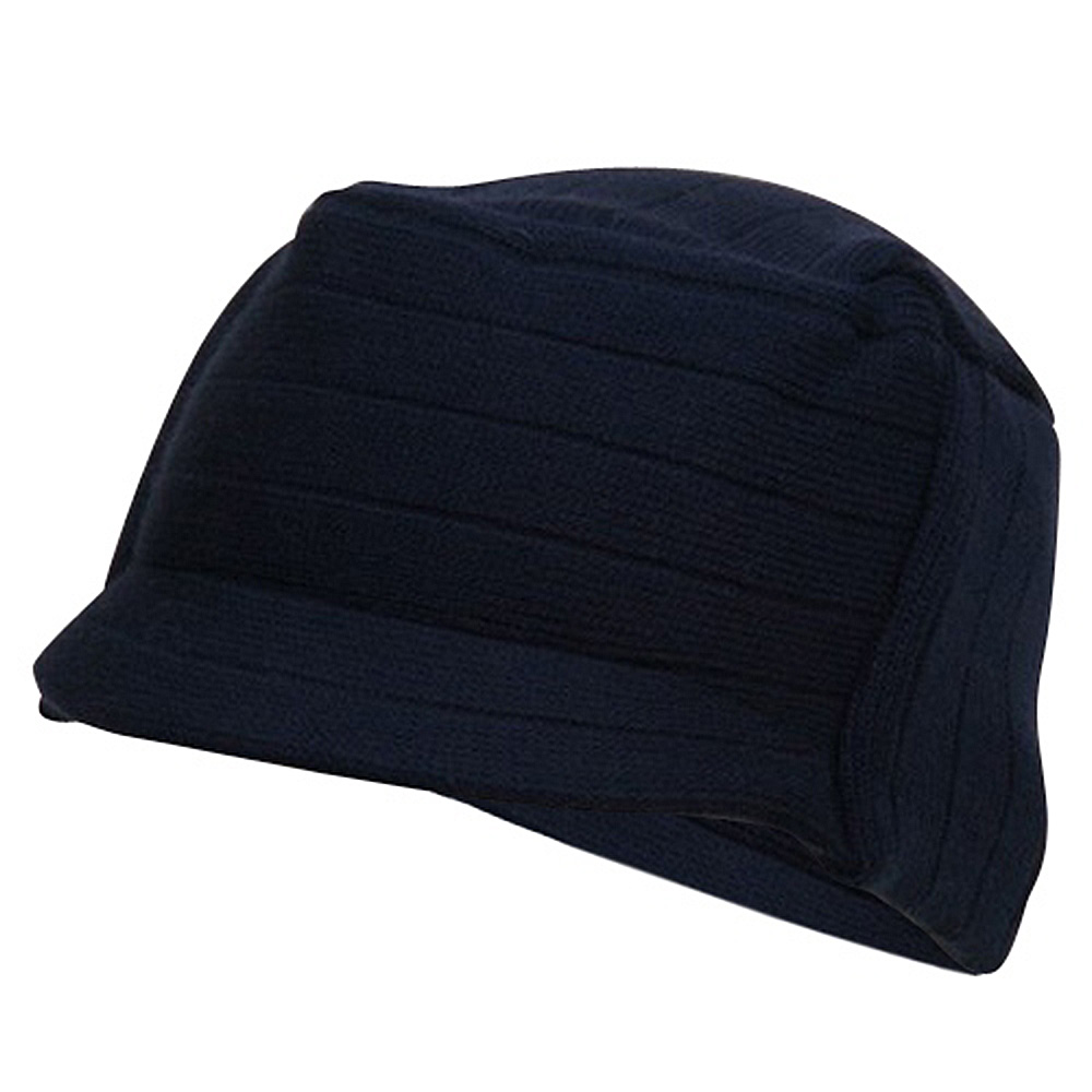 Disel Beanie Visor-Navy - Hats and Caps Online Shop - Hip Head Gear