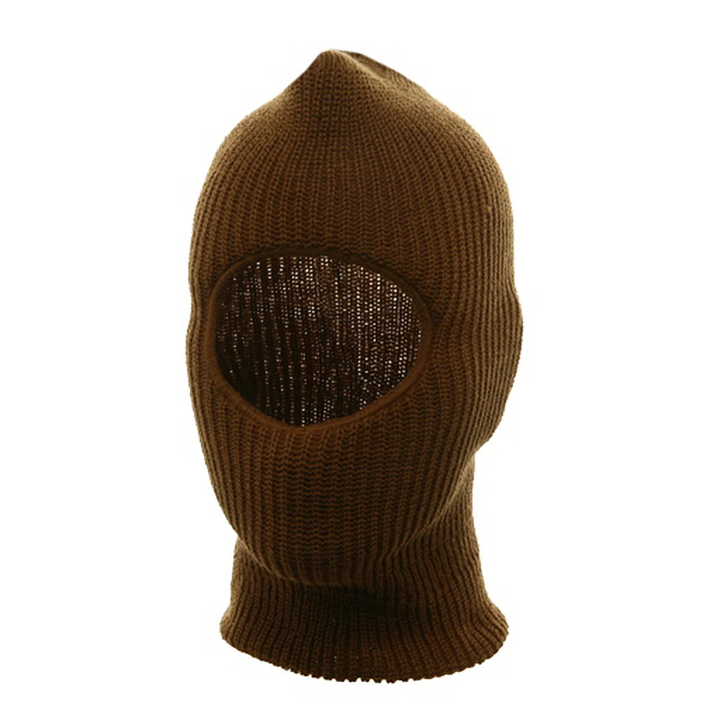 One Hole Face Mask - Copper - Hats and Caps Online Shop - Hip Head Gear