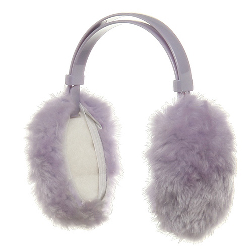 Ear Muffs - Lilac - Hats and Caps Online Shop - Hip Head Gear