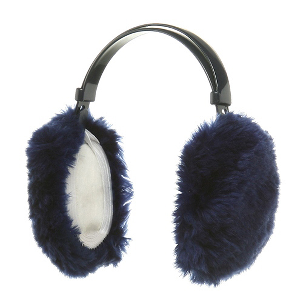 Ear Muffs - Navy