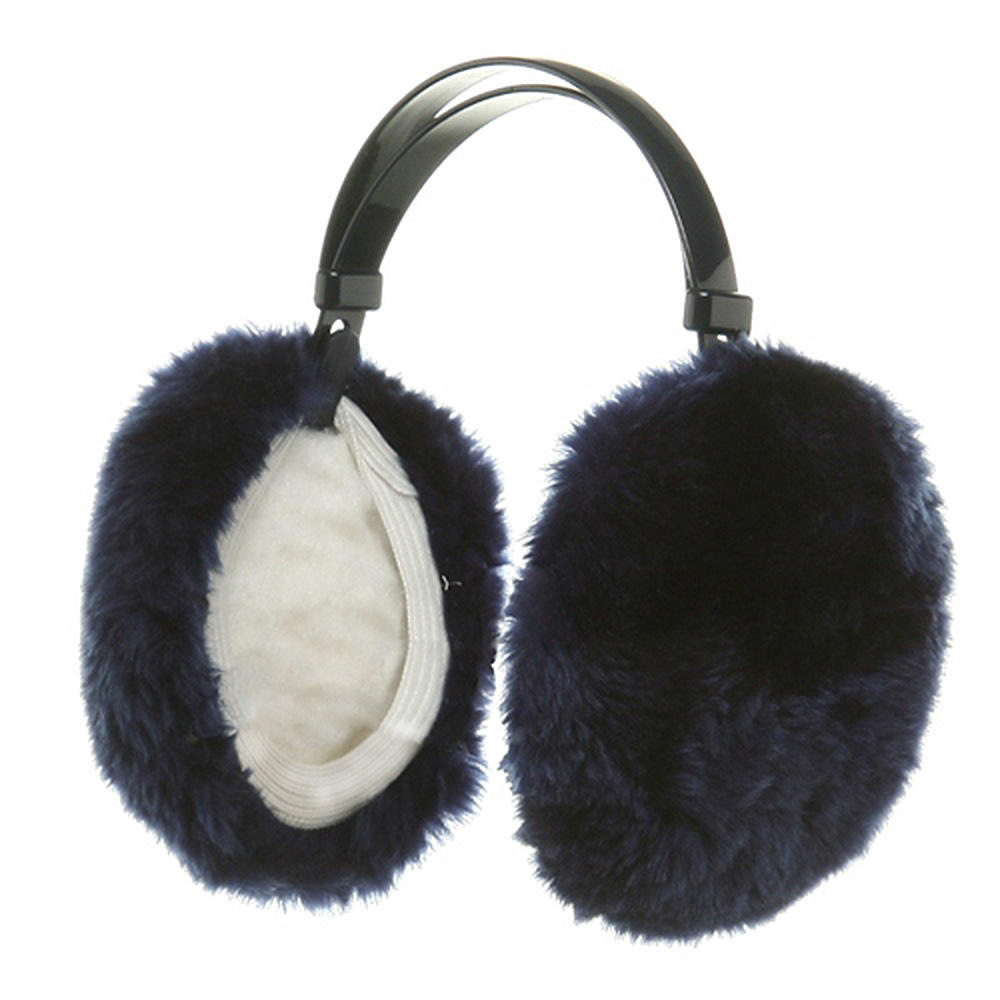 Jumbo Ear Muffs-Navy - Hats and Caps Online Shop - Hip Head Gear