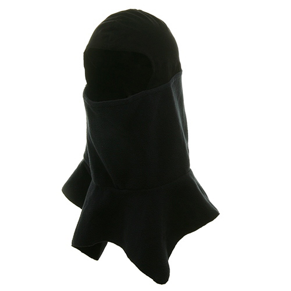 Spandex Crown Balaclava-Navy Blue - Hats and Caps Online Shop - Hip Head Gear