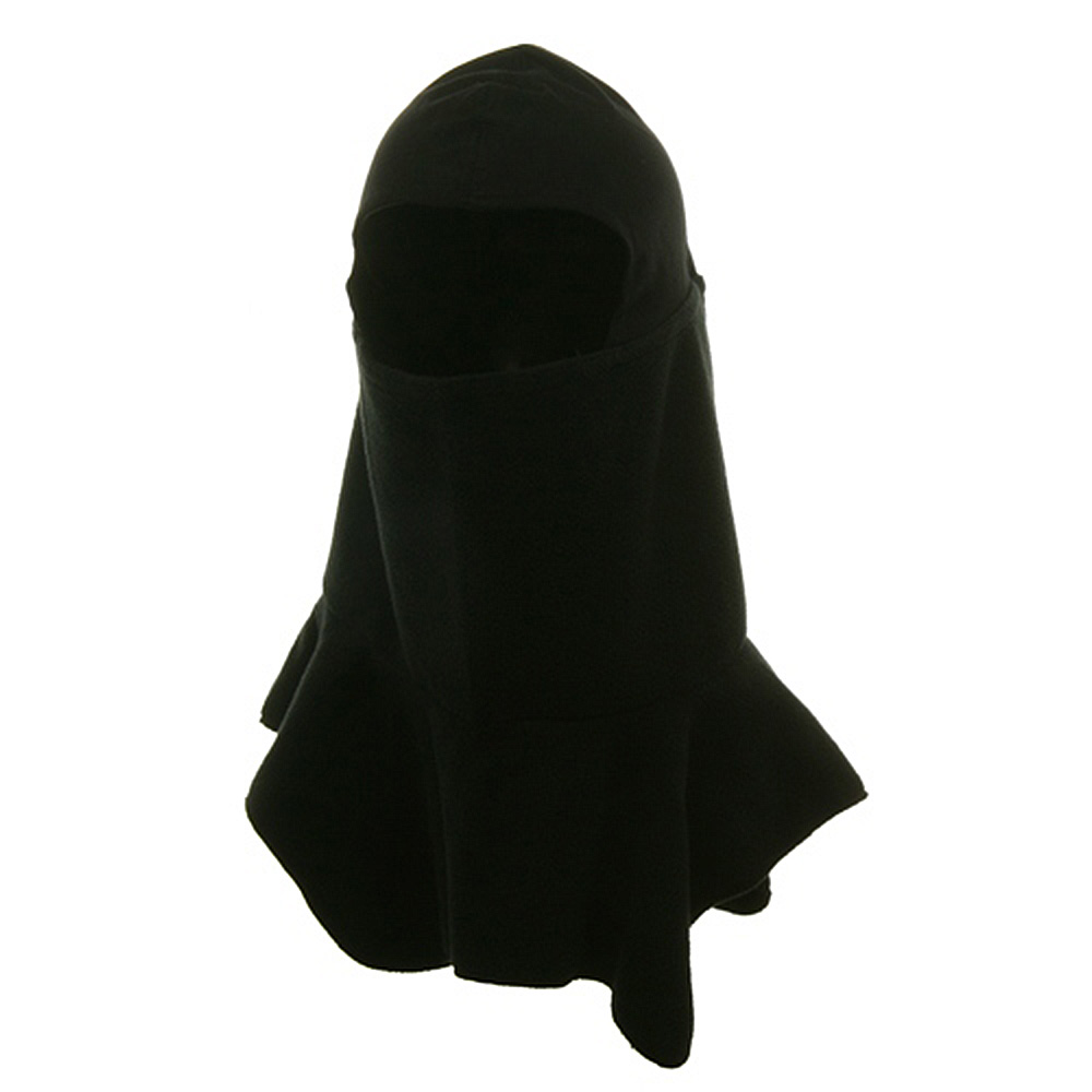 Spandex Crown Balaclava-Black - Hats and Caps Online Shop - Hip Head Gear
