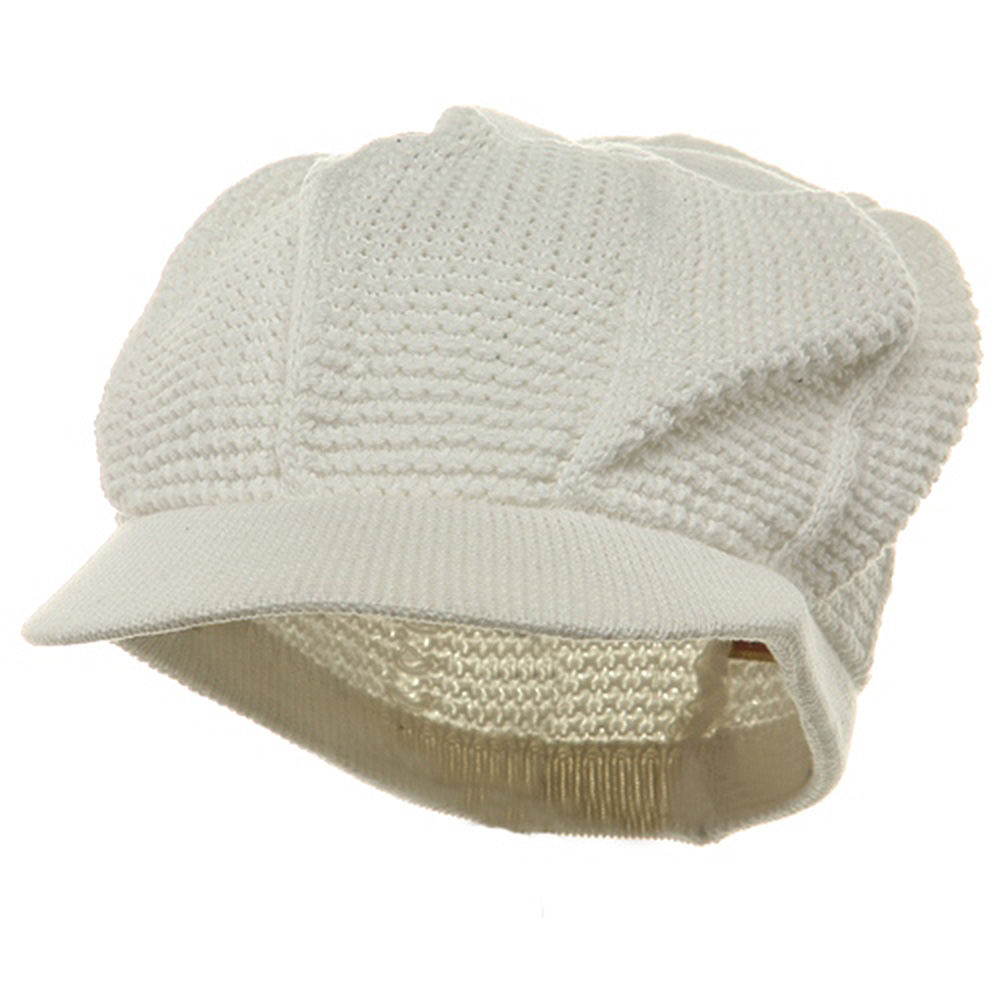 New Plain Cool Running Hat-White - Hats and Caps Online Shop - Hip Head Gear