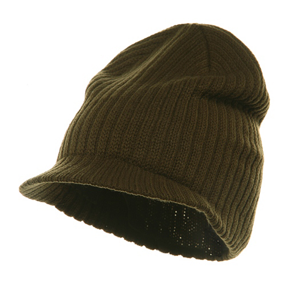 Striped Campus Jeep Cap - Olive - Hats and Caps Online Shop - Hip Head Gear