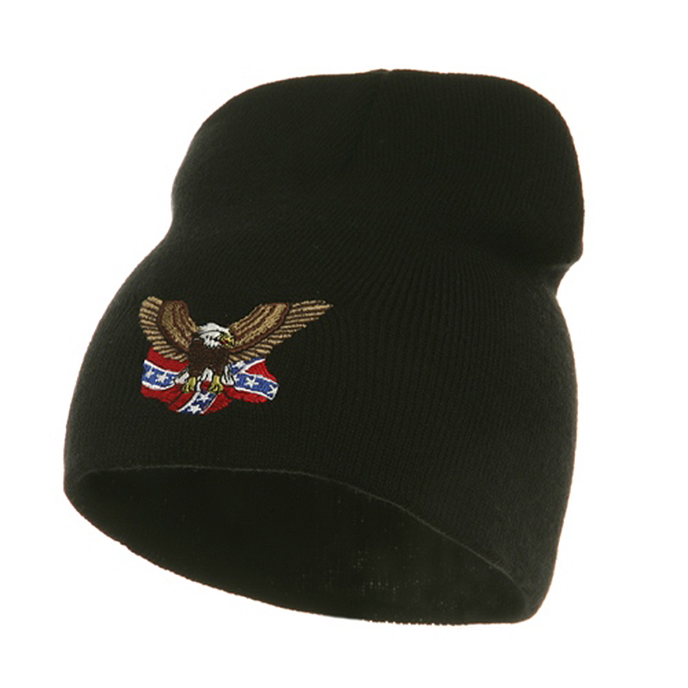 Biker Beanie-Confederate Eagle - Hats and Caps Online Shop - Hip Head Gear
