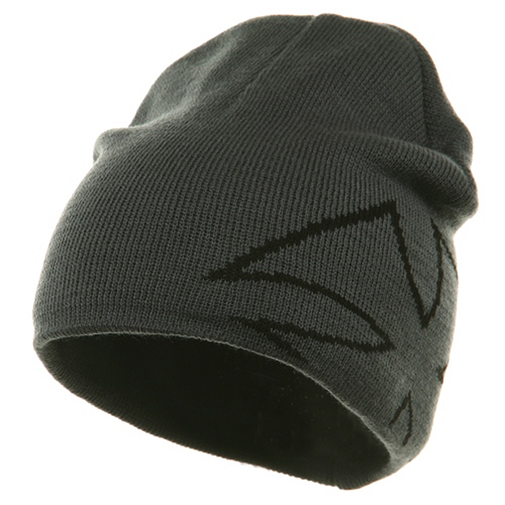 Chopper Beanie - Big Black Chopper - Hats and Caps Online Shop - Hip Head Gear