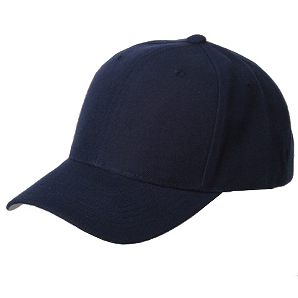 Brushed Cap - Navy - Hats and Caps Online Shop - Hip Head Gear