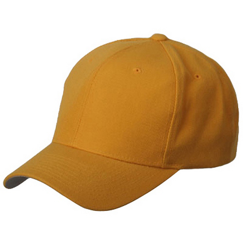 Brushed Cap - Yellow - Hats and Caps Online Shop - Hip Head Gear