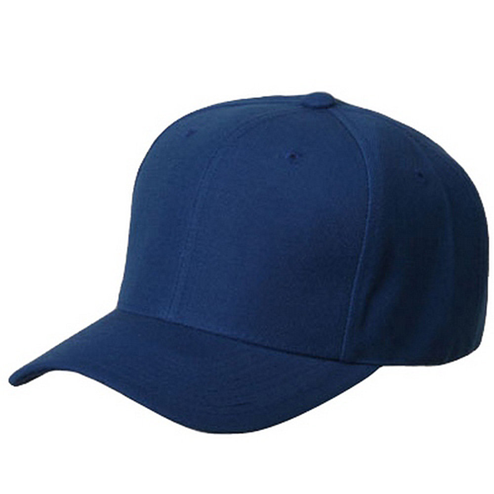 Brushed Caps - Royal - Hats and Caps Online Shop - Hip Head Gear