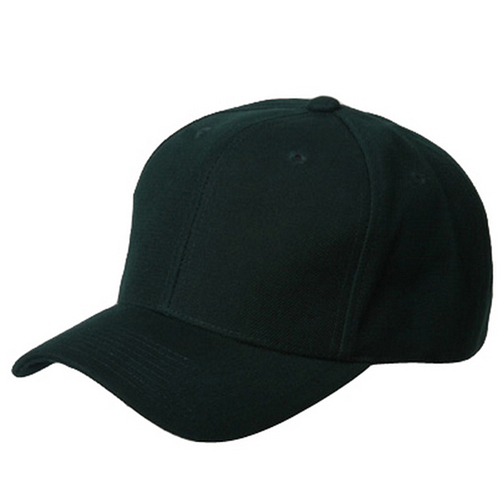 Brushed Caps - Green - Hats and Caps Online Shop - Hip Head Gear