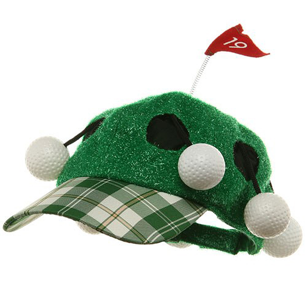 Crazy Golf Hats: CRAZY CAP Hat, Caps, Beanies, Skullies, Fedoras, Berets