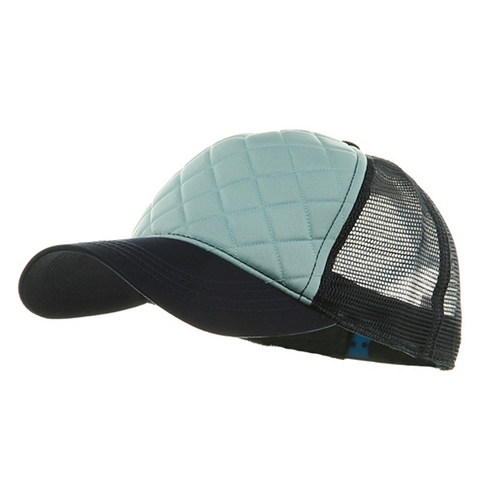 Fashion Foam Front Trucker Cap - Blue Navy - Hats and Caps Online Shop - Hip Head Gear
