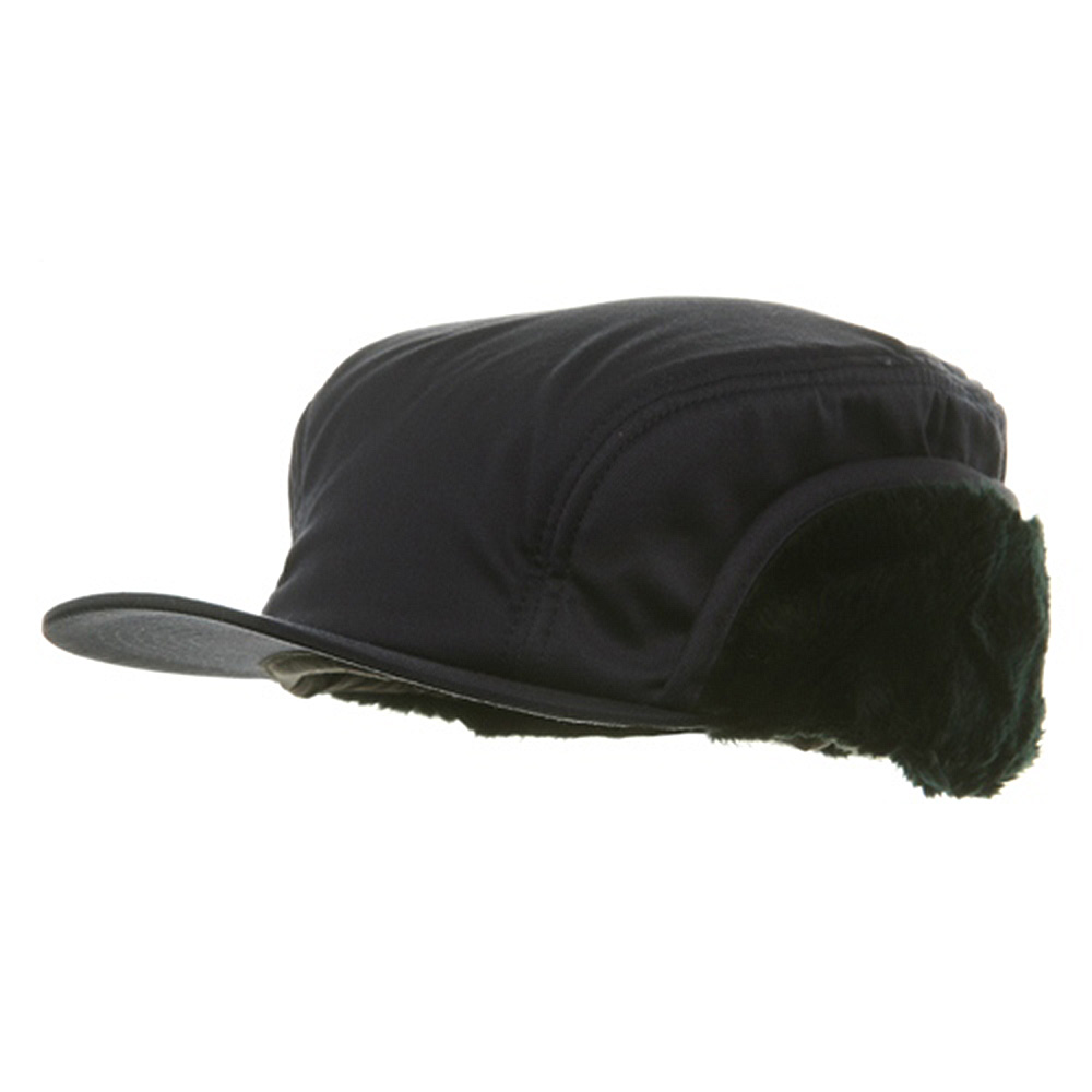Heavy Twill Earflap Work Cap - Navy - Hats and Caps Online Shop - Hip Head Gear