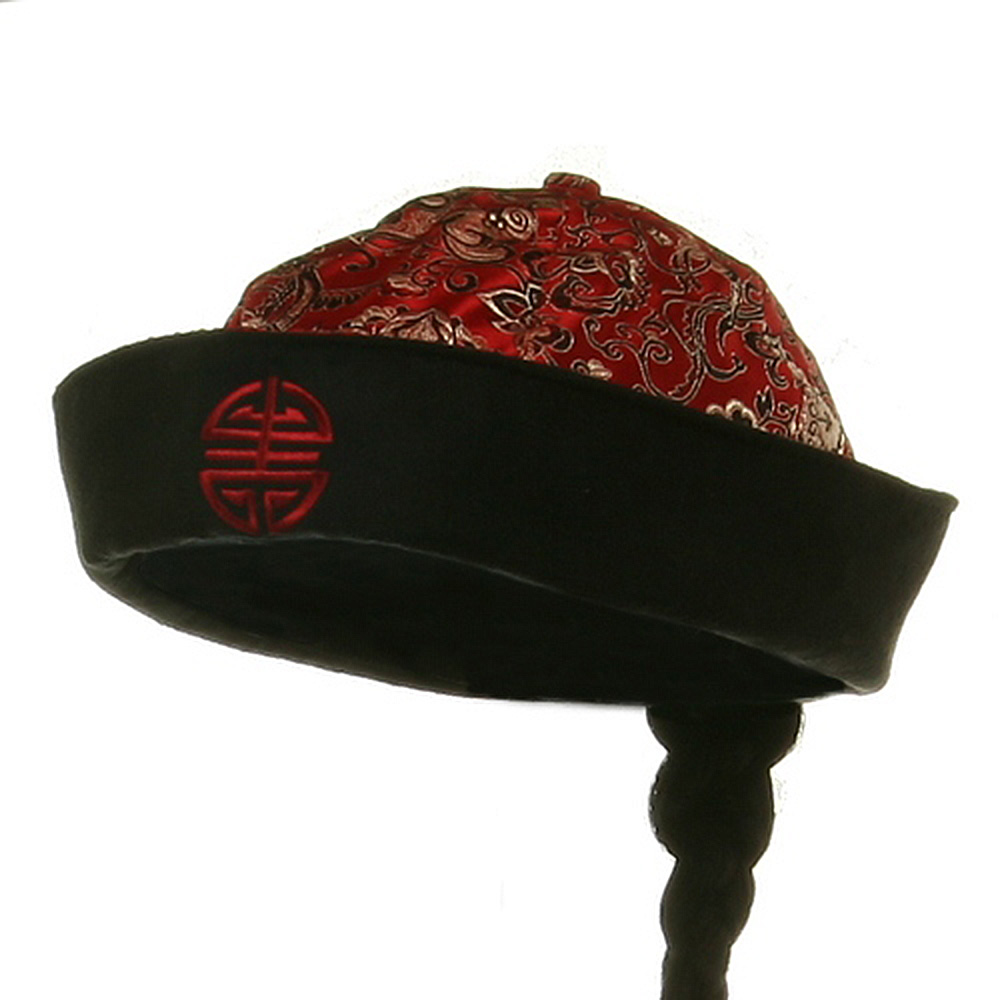 Chinese Skull Cap-Mandarin - Hats and Caps Online Shop - Hip Head Gear