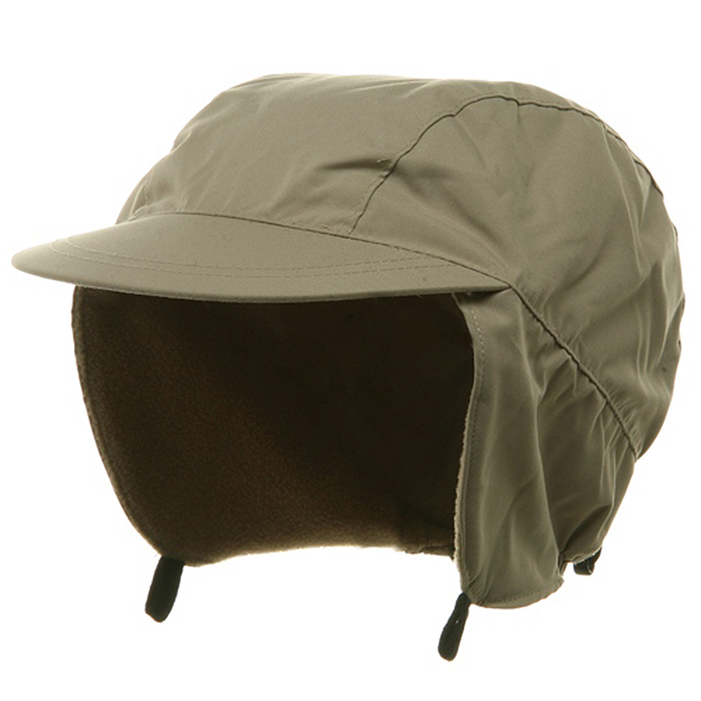 Outdoor Hunting Cap-Khaki - Hats and Caps Online Shop - Hip Head Gear