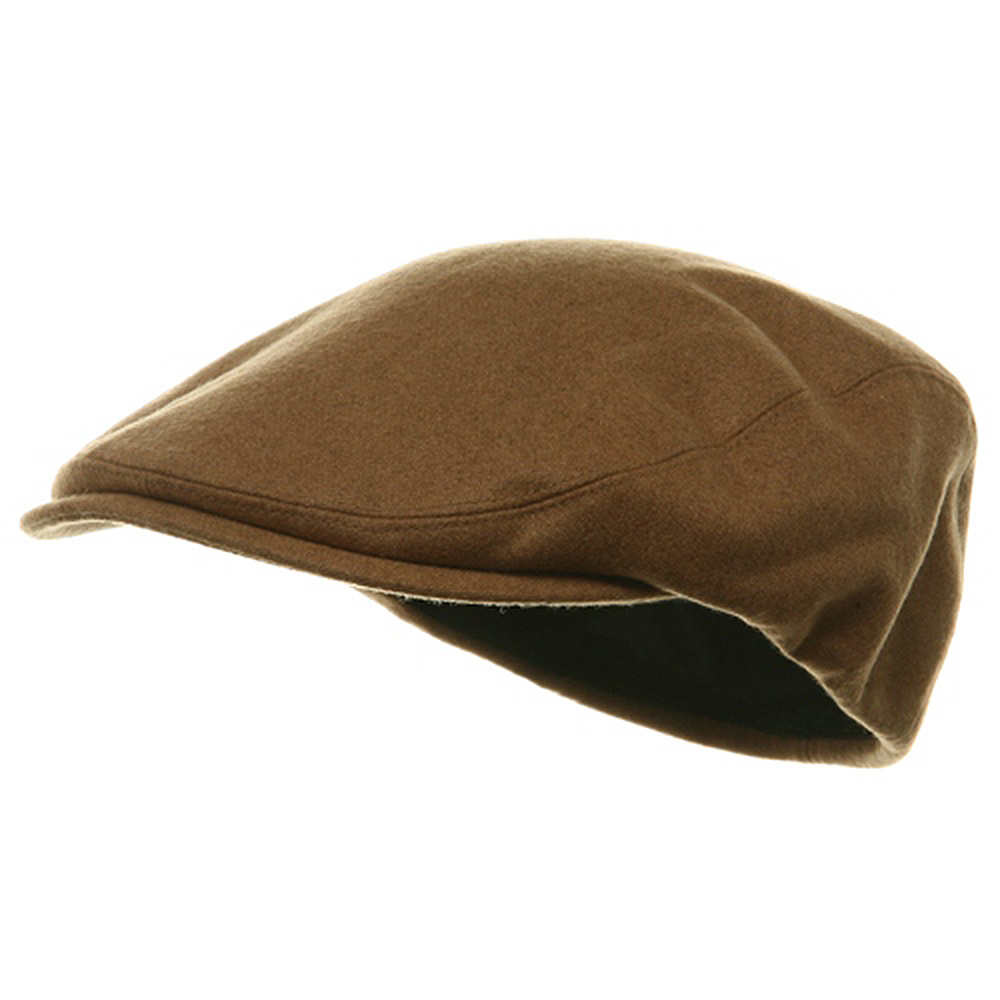 Elastic Wool Ivy Cap - Camel - Hats and Caps Online Shop - Hip Head Gear