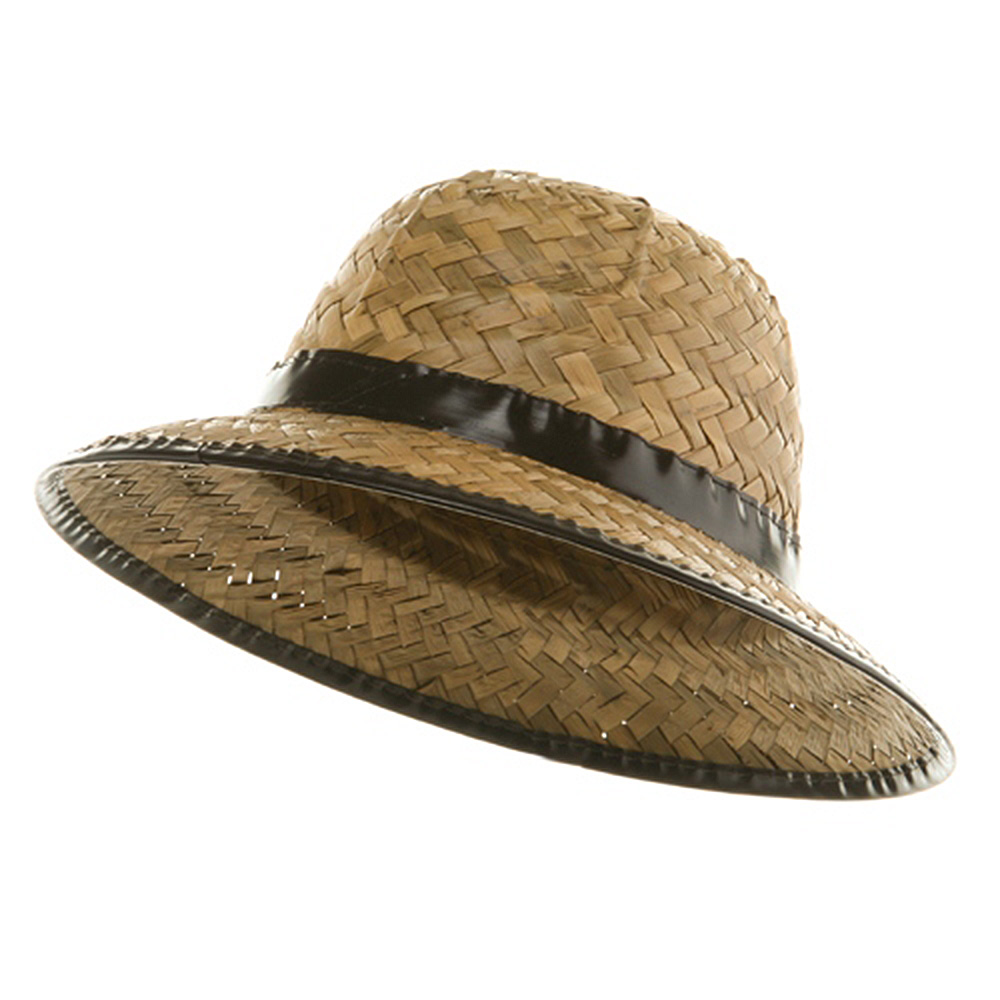Straw Pith Helmet - Band - Hats and Caps Online Shop - Hip Head Gear