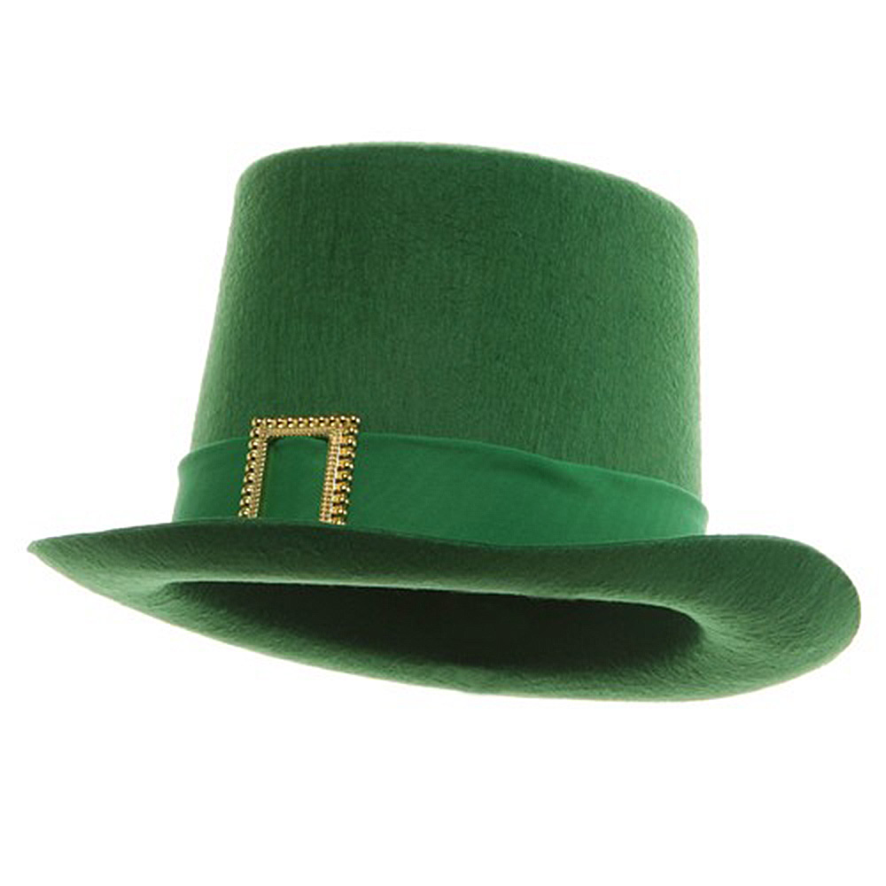 St Patrick's Hat - Tall - Hats and Caps Online Shop - Hip Head Gear