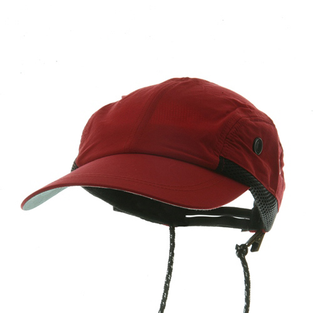 UV 45+ Extreme Performance Hat - Red