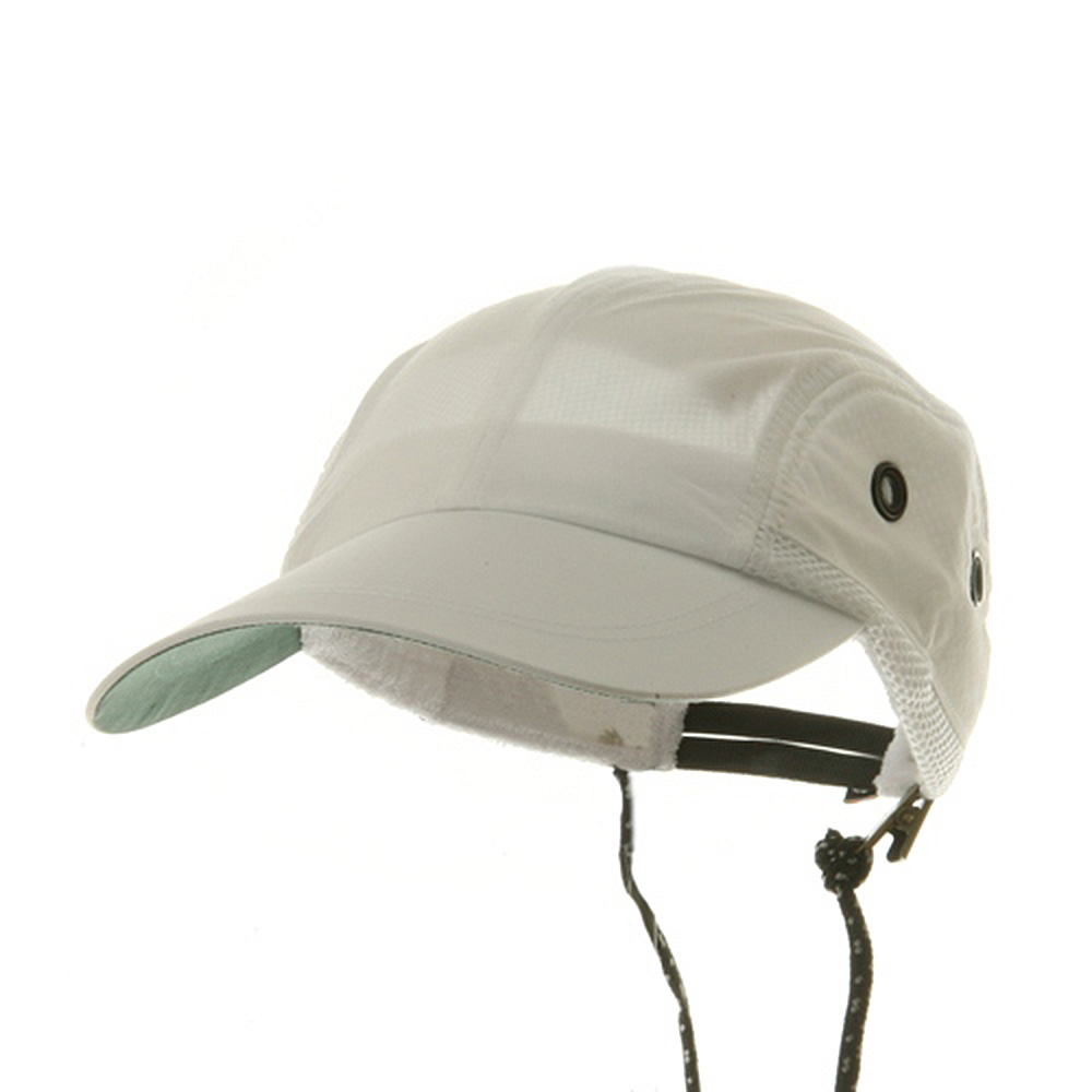 UV 45+ Extreme Performance Hat - White