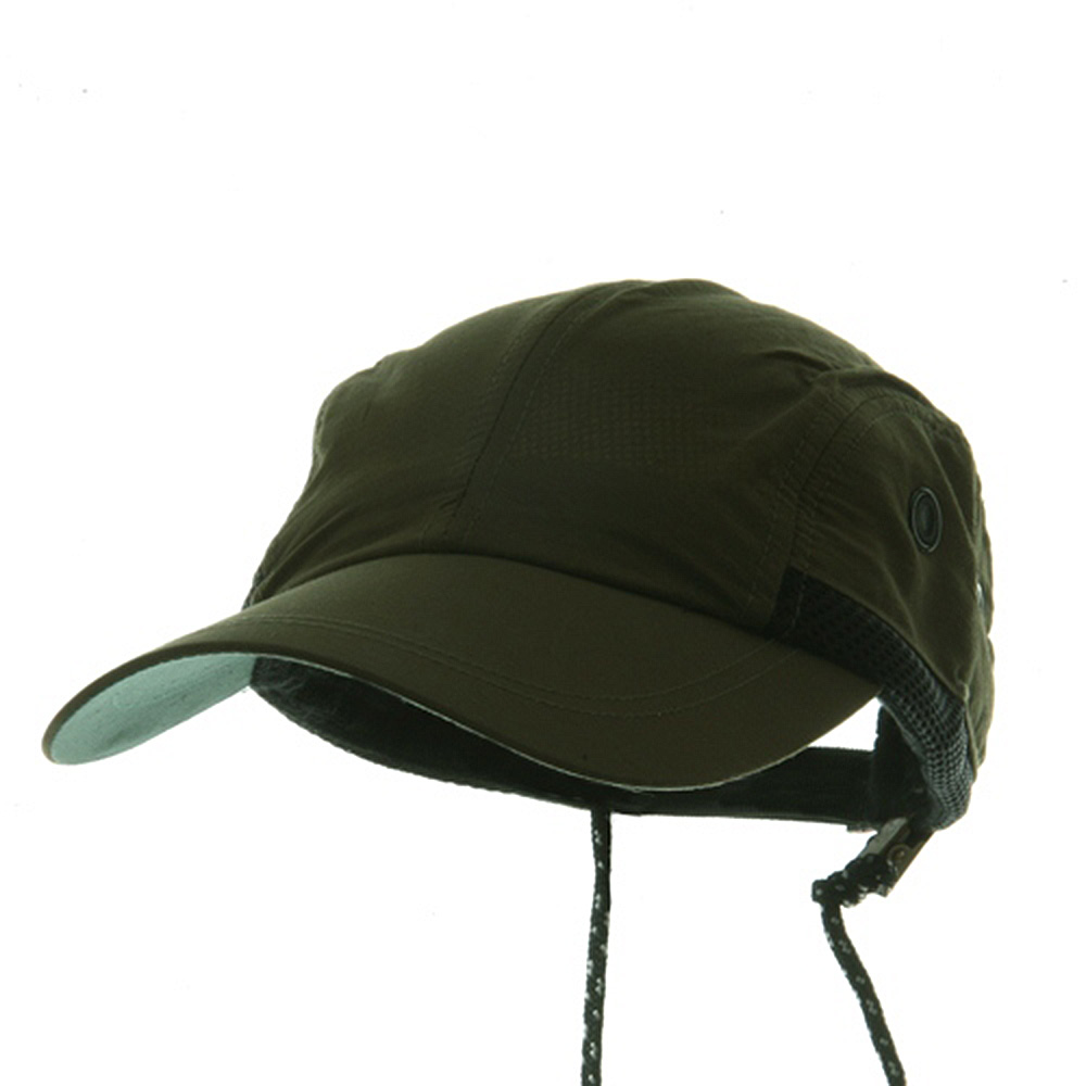 UV 45+ Extreme Performance Hat - Olive