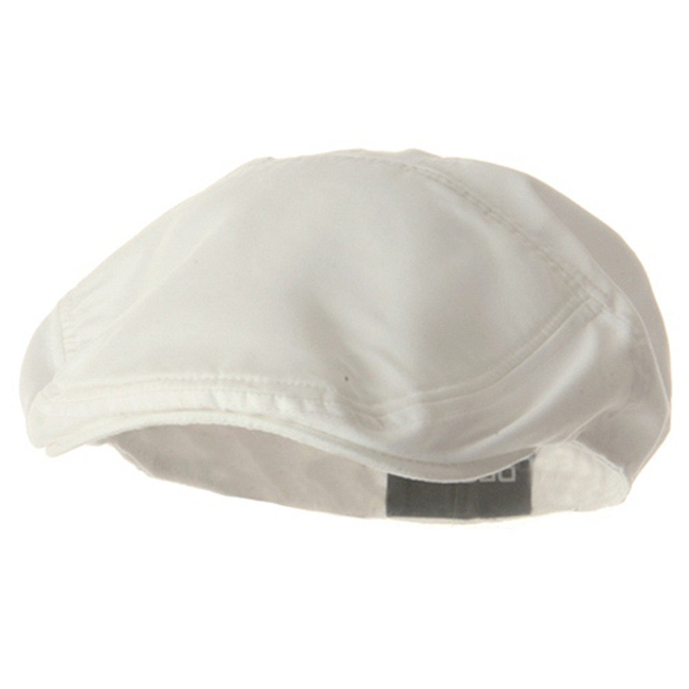 Poly Woven Ivys - White - Hats and Caps Online Shop - Hip Head Gear