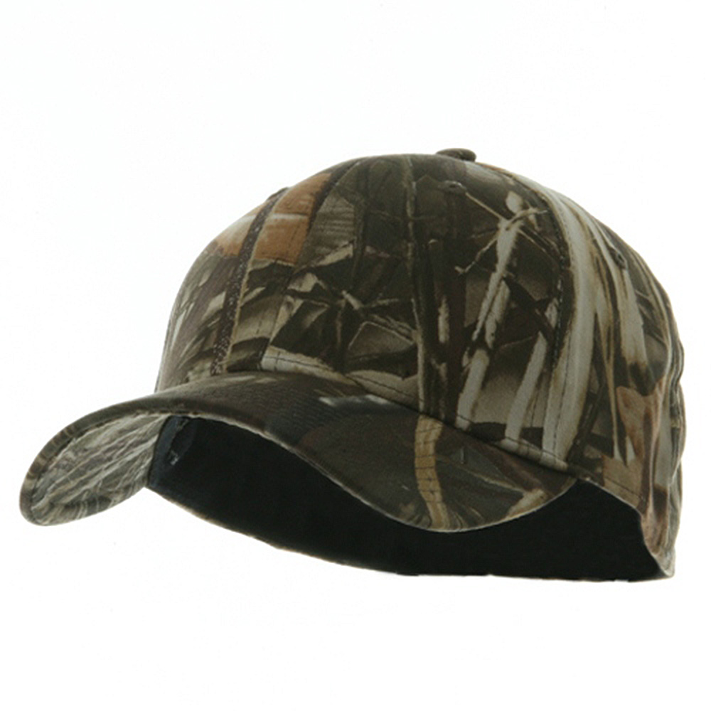 Fitted Camouflage Caps-Advantage - Hats and Caps Online Shop - Hip Head Gear