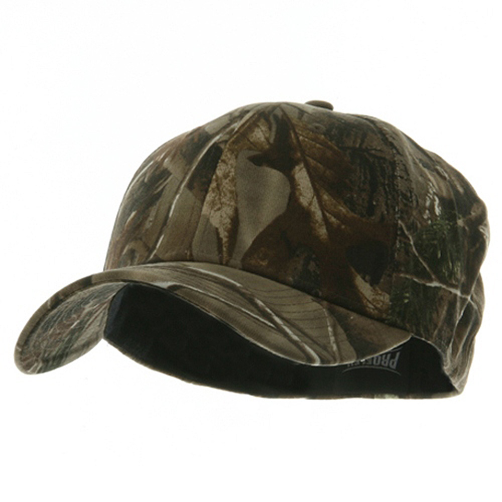 Fitted Camouflage Caps-Real Tree - Hats and Caps Online Shop - Hip Head Gear