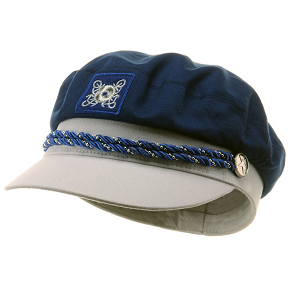 Captain Sailor Hat - Royal - Hats and Caps Online Shop - Hip Head Gear