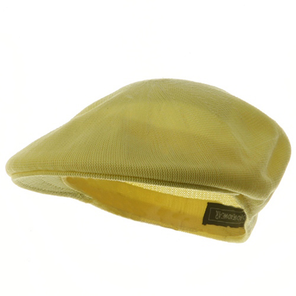 Ivy Caps-Yellow - Hats and Caps Online Shop - Hip Head Gear
