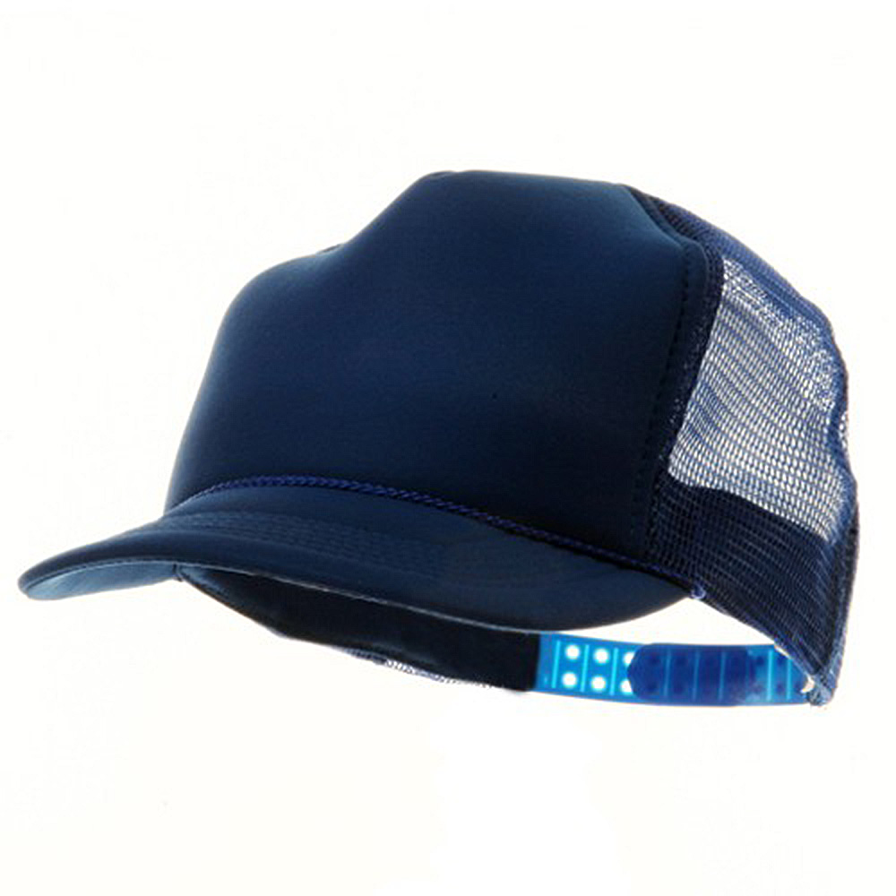 Youth Polymesh Cap - Royal - Hats and Caps Online Shop - Hip Head Gear