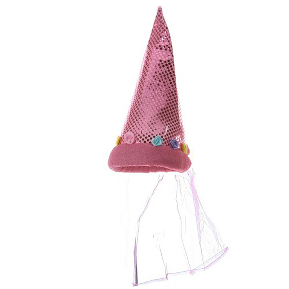 Princess Hat - Sequin Pink - Hats and Caps Online Shop - Hip Head Gear